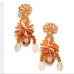 Baublebar LOBSTER DROP EARRINGS